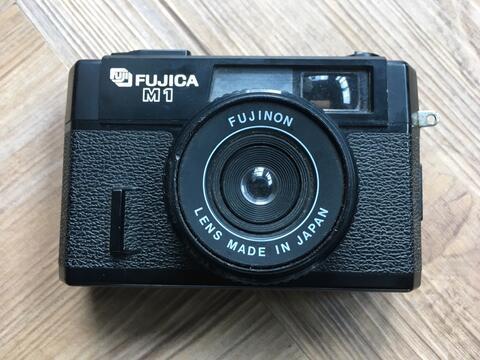 Kamera Analog Fujica M1 Boxset