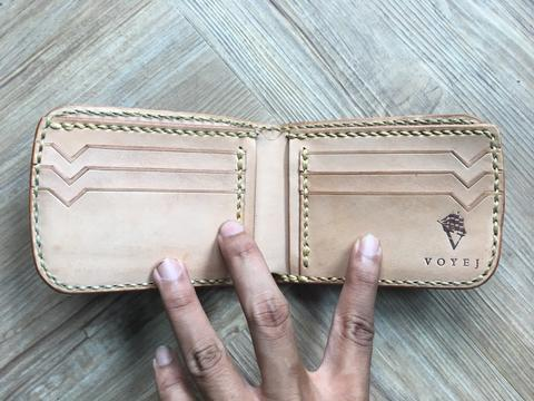 Voyej Wallet Vessel Vestigial New