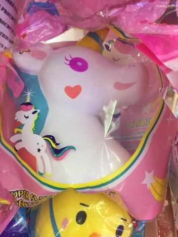 Squishy Murah Licensed Unicorn High Quality