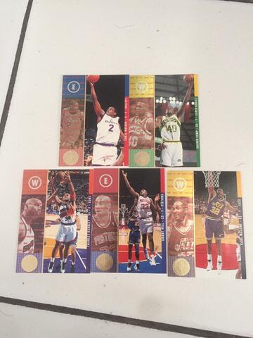 kartu basket upper deck 1995