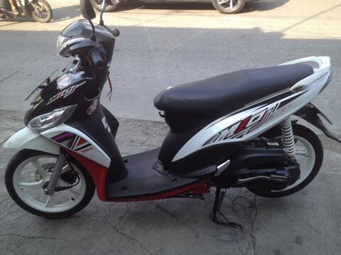 Yamaha Mio J Tahun 2013 Mulus