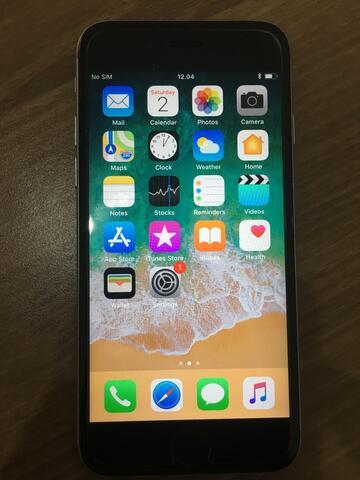 iPhone 6S 16GB ex. Garansi Internasional