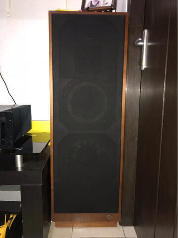 mcintosh xr1052 speaker ( pasive speaker)