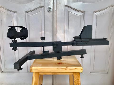 Dudukan Senapan Angin atau Rest Shooting Baru
