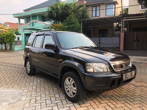 Honda CRV 2002 1st gen A/T Hitam Metalik GOOD CONDITION