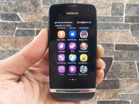 Nokia Asha 311 Normal Hp Jadul Layar Sentuh Klasik Handphone Nostalgia