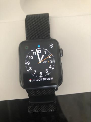Apple Watch Serie 3 42mm Space Grey Aluminium