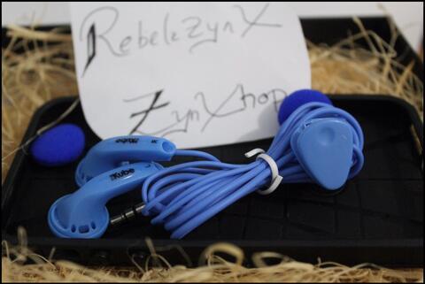Earkube (Earphone TheKube) - BLUE