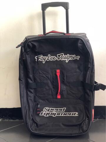 Travel Bag Troy lee designs Black Flight