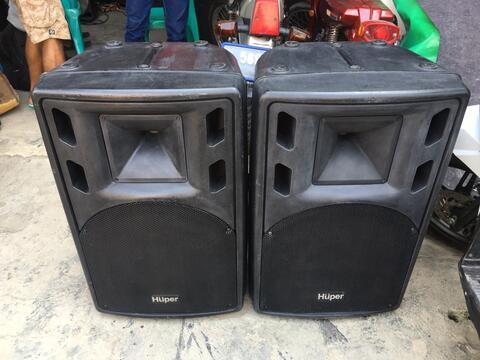 speaker active hupper ha400