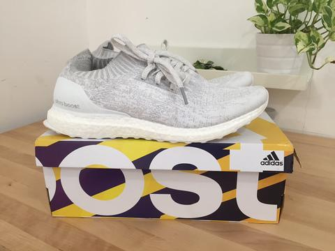 adidas ultraboost uncaged 3.0 triplewhite
