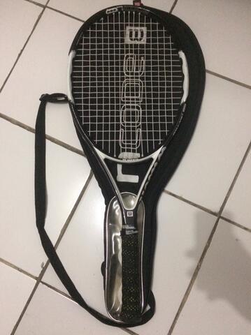 Raket Tenis - Raket Tenis Wilson Ncode Six Two