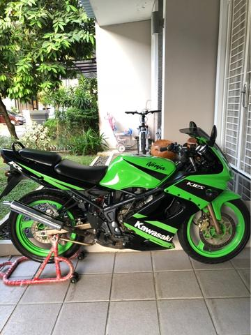 Kawasaki Ninja RR ( Rare Condition )