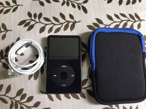 ipod classic 5 black 60gb mulus