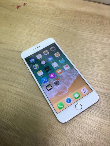 iphone 6 plus 16gb gold Fullset mulus nonminus bsa COD