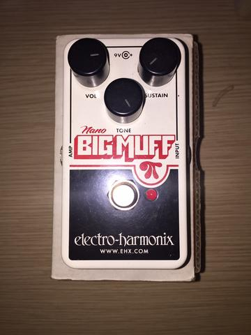 Electro Harmonix / EHX Nano Big Muff (Original Made in USA)
