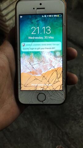 low priced 95a20 2cab5 ganti lcd iphone pecah berikut pemasangan servis di tempat perbaikan di  tempat