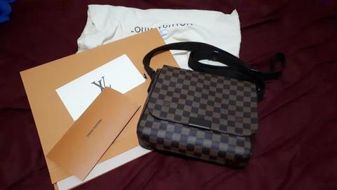 Louis Vuitton Sling Bag For Men Authentic