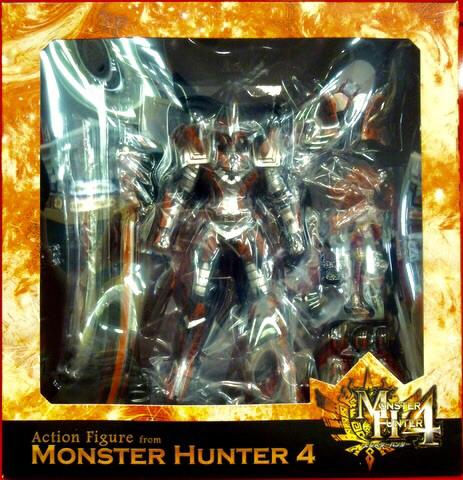 Action Figure Monster Hunter 4 Rathalos MISB