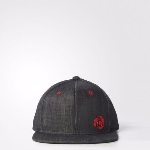 Adidas Derrick Rose Snapback Cap Black Original