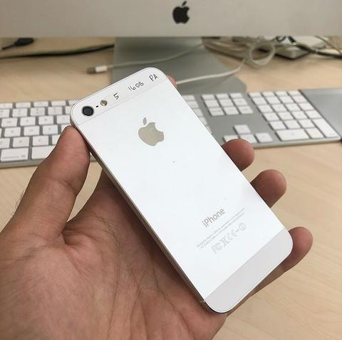 UNTUNG STORE >> iPhone 5 16gb White Fullset Normal iBox