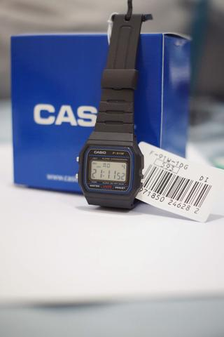 Casio Digital F91-W New and Original murah gan