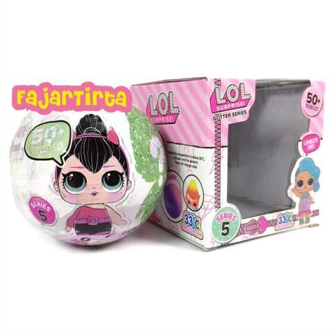 Lol surprise egg glitter series 5