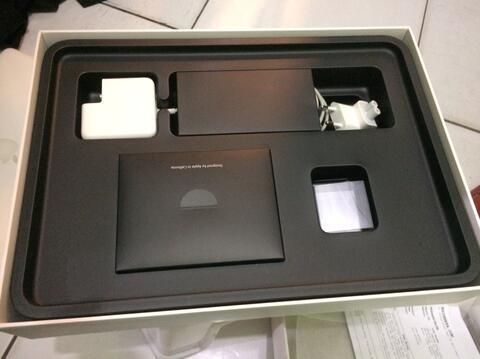macbook air 13in 2015 1,6GHz 4GB 128GB flasdrive mumer aja