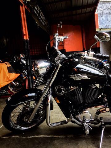 Honda Shadow Ace 1100cc th 1990 FP ( not harley bmw sportster roadking roadglide)