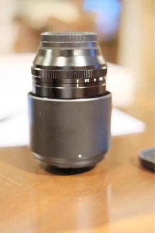 lensa fujifilm 90mm F2