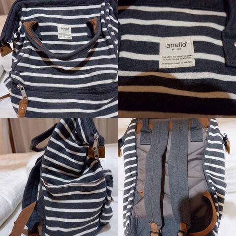 Diaper Bag / tas bayi ANELLO