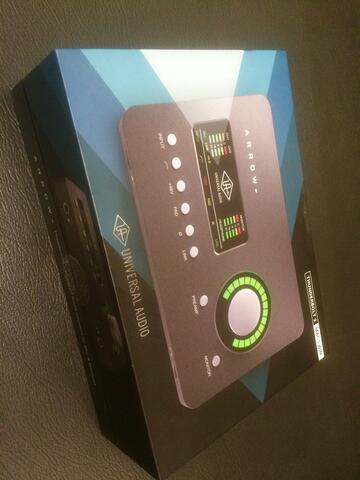 Soundcard Universal Audio Arrow