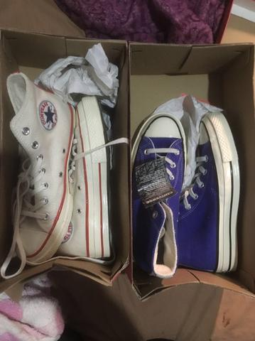 converse 70's woll egret