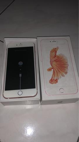 iphone 6s plus 128gb rose gold stuck