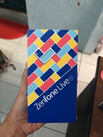 Asus Zenfone Live L1 bekas review youtube cod bandung mulus