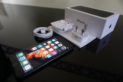 iphone 7 128gb mulus banget blackmatte no minus