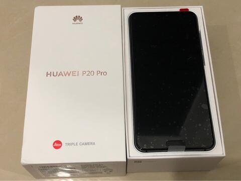 [GPL] Huawei P20 Pro dual LTE 6/128Gb Triple 40MP Leica kamera terbaik 2018