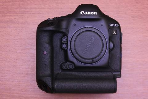 Canon 1Dx Mulus Like New Sc 7rb Fullset Box Ex Ds