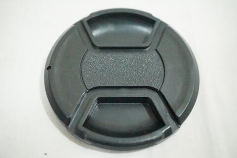 Lens Cap 67 mm - Lenscap Tutup Lensa Center Pinch 67mm