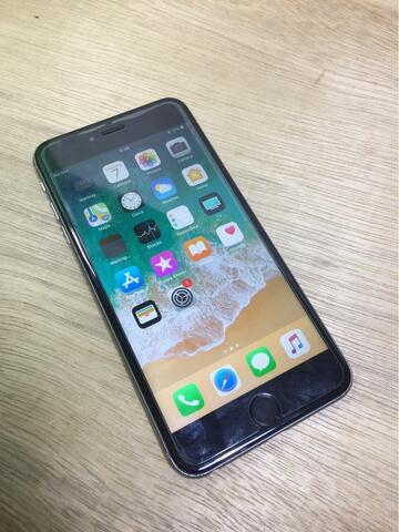 iphone 6 plus 16gb grey Fullset mulus silent camera bsa COD