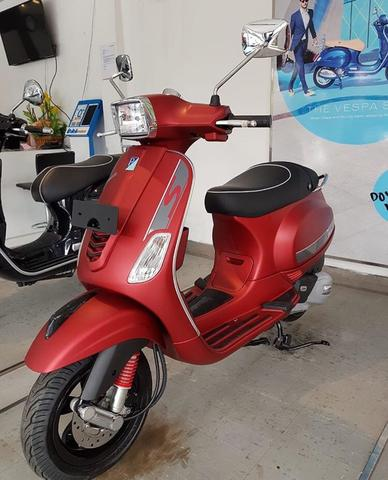 vespa s 125 cc Iget