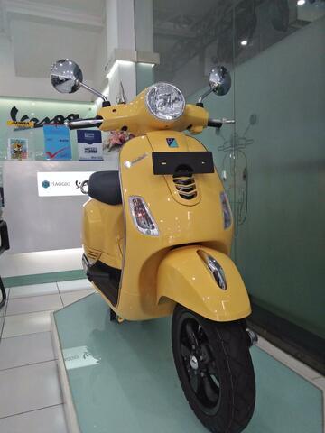 VESPA LX 125 cc IGET