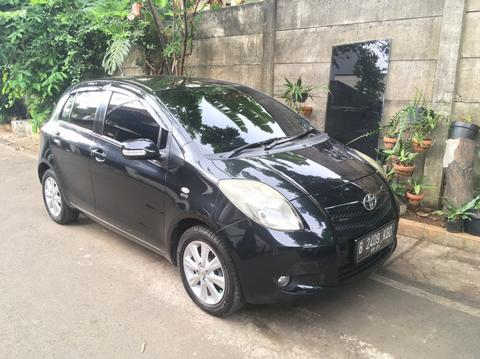TOYOTA YARIS E 2008 Manual