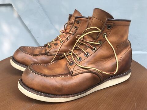 Sepatu Red Wings 8875 size 9D murah