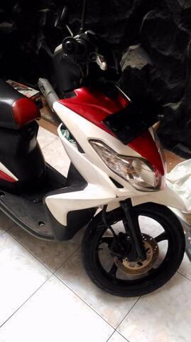 Yamaha Xeon & Honda Beat