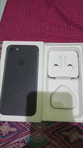 Iphone 7 128gb Black Matte Muluus Like new