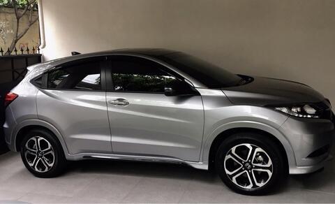Honda HRV prestige thn2017 km1800 gress