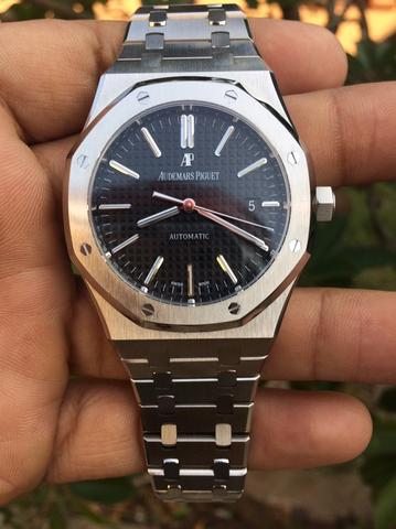 Audemars Piguet thin 15400 Made By JF(Not Panerai,Hublot,Rolex etc)