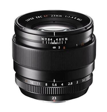 FS : Fujinon 23mm f1.4 LIKE NEW
