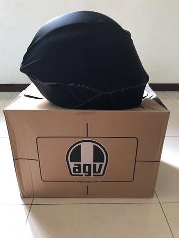 AGV Corsa Goodwood VR 46 eurofit sise m/L